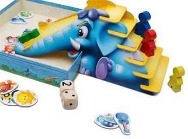 Синий слоник настольная игра для детей
