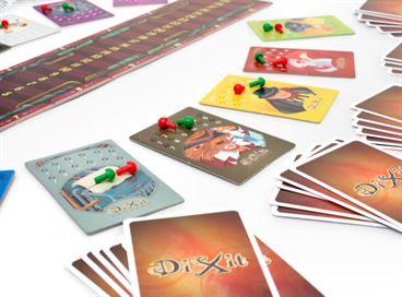 Диксит Одиссея (Dixit: Odyssey) карточки