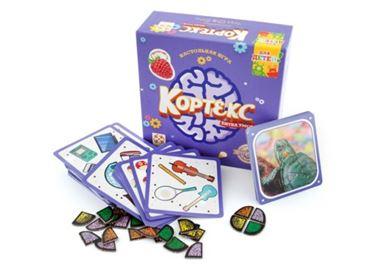Настольная игра для детей Кортекс