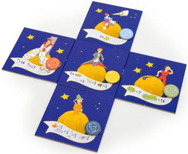 Игра Маленький Принц карточки