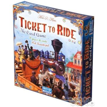 Билет на поезд (Ticket to Ride)