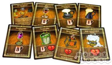 Игра Таверна «Красный Дракон» карточки
