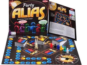 Tactic Alias Party комплектация настольной игры