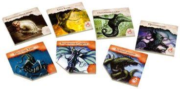 Карточки Древний Ужас Хребты Безумия