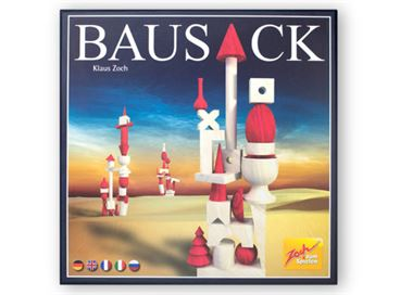 Баусак (Bausack) настольная игра