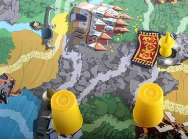 Настольная игра Фабулантика карты